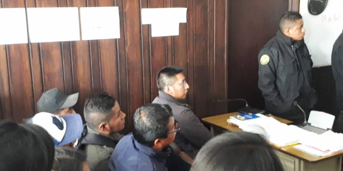 Juez dicta arresto domiciliario a piloto del camión del accidente en Nahualá
