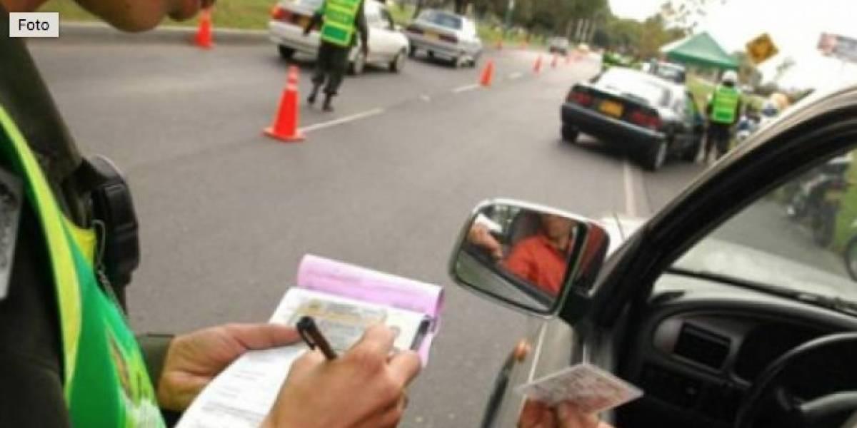 Límite de velocidad en Bogotá bajó para toda la ciudad