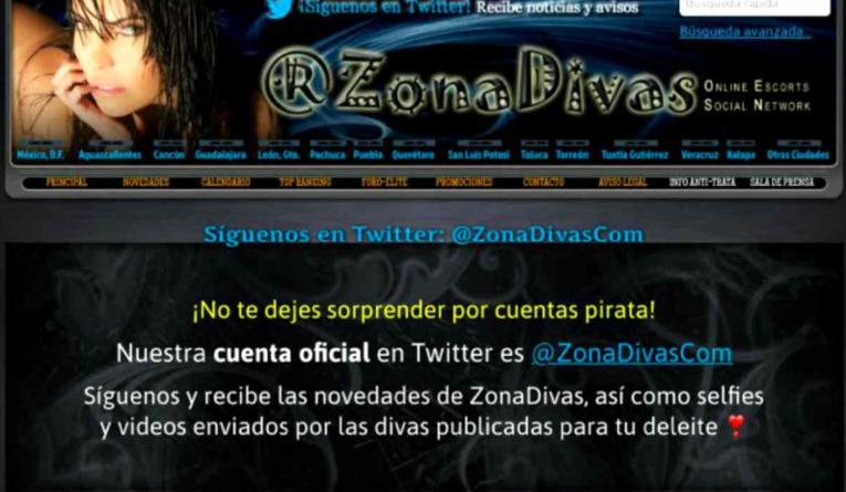 México: Se fortalece investigación contra el sitio web de trata de mujeres
