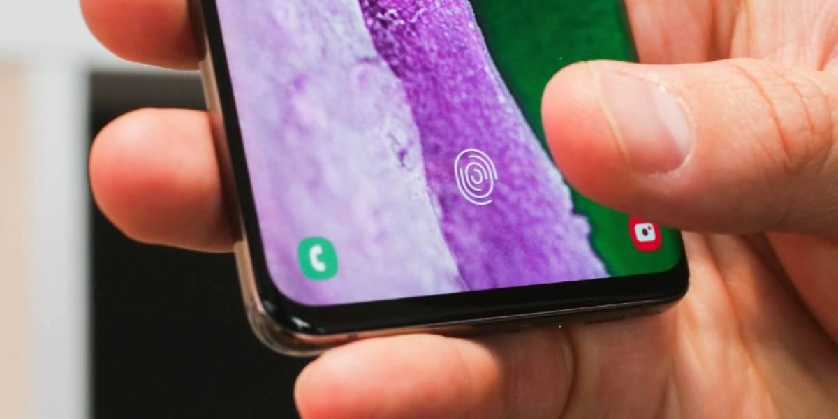 Logran engañar en menos de 15 minutos el lector ultrasónico del Samsung Galaxy S10