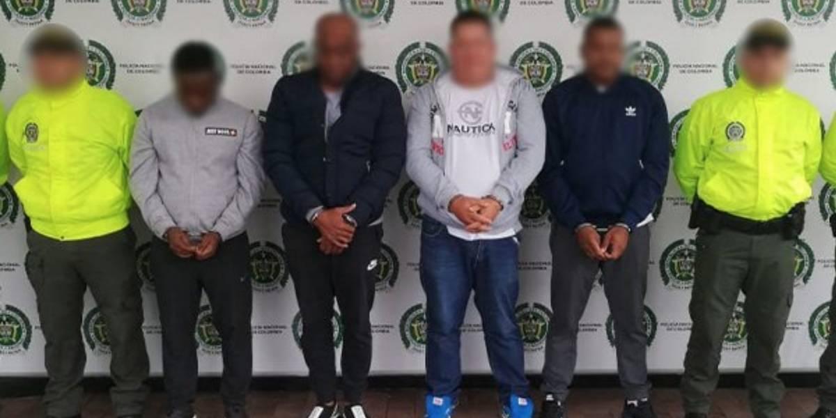 Padre de jugador profesional de Atlético Nacional fue capturado por delito de narcotráfico