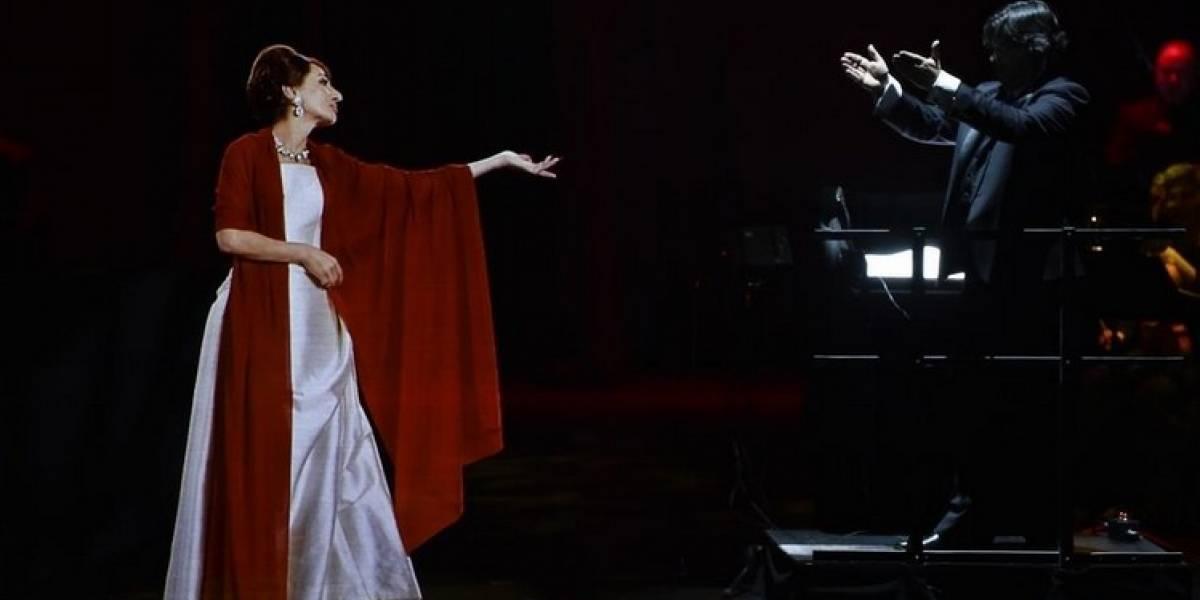 Maria Callas regresa a los escenarios de una manera mágica