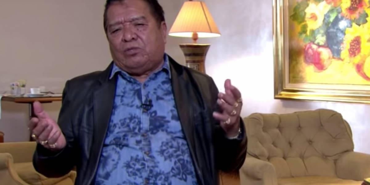 La razón por la que Pastor López siempre usaba ocho anillos