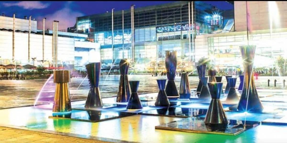 ¿Tumbarán el puente peatonal del centro comercial Gran Estación?