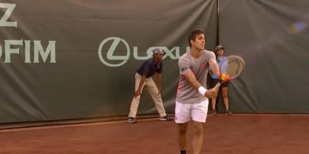 Christian Garin logra un triunfo épico en el ATP de Houston