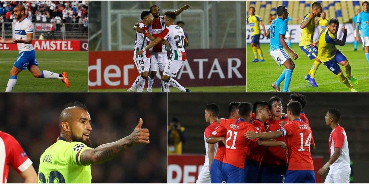 La cartelera premium de la semana: la Sub 17, los cuartos de la Champions y la Libertadores tienen locos a los futboleros
