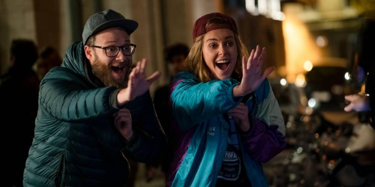 Long Shot: Ni en tus sueños, la película protagonizada por Charlize Theron y Seth Rogen