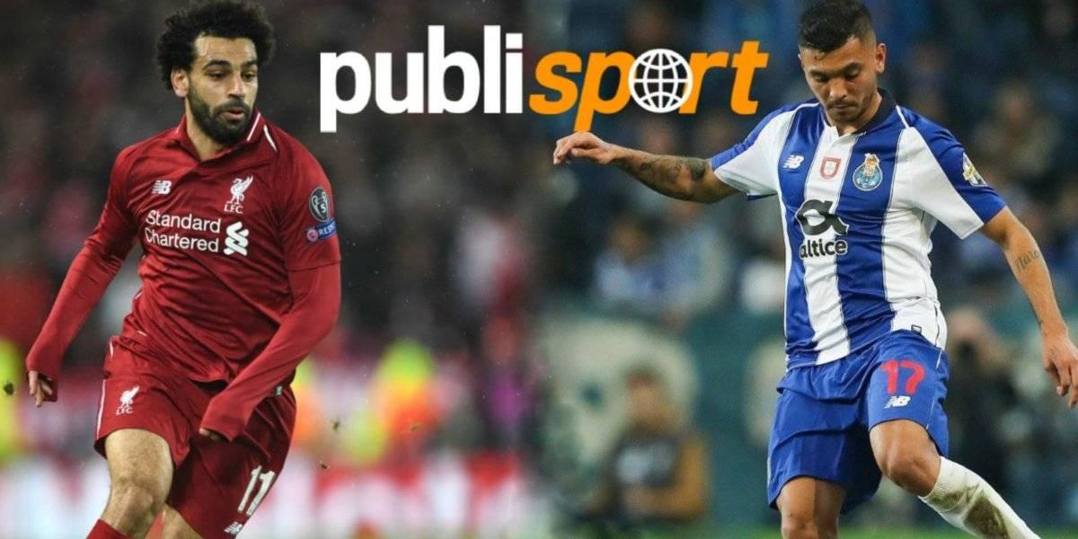 Liverpool vs Porto ¿Dónde y a qué hora ver el partido?