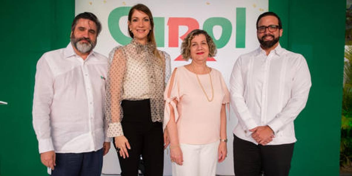 #TeVimosEn: Farmacia Carol bendice oficinas administrativas en acto de inauguración