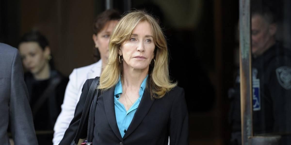 """Actriz de """"Desperate Housewives"""" se declara culpable en escándalo de admisiones universitarias"""