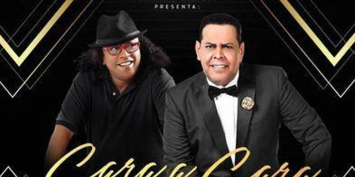 Fernando Villalona y Sergio Vargas cantarán el 10 de mayo en gala benéfica
