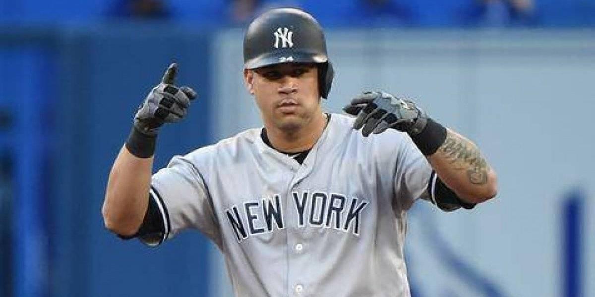 Gary Sánchez vuelve a tronar con los Yankees