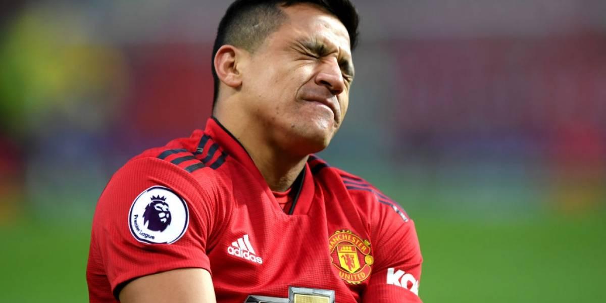 Manchester United tendría elegido al reemplazante de Alexis Sánchez