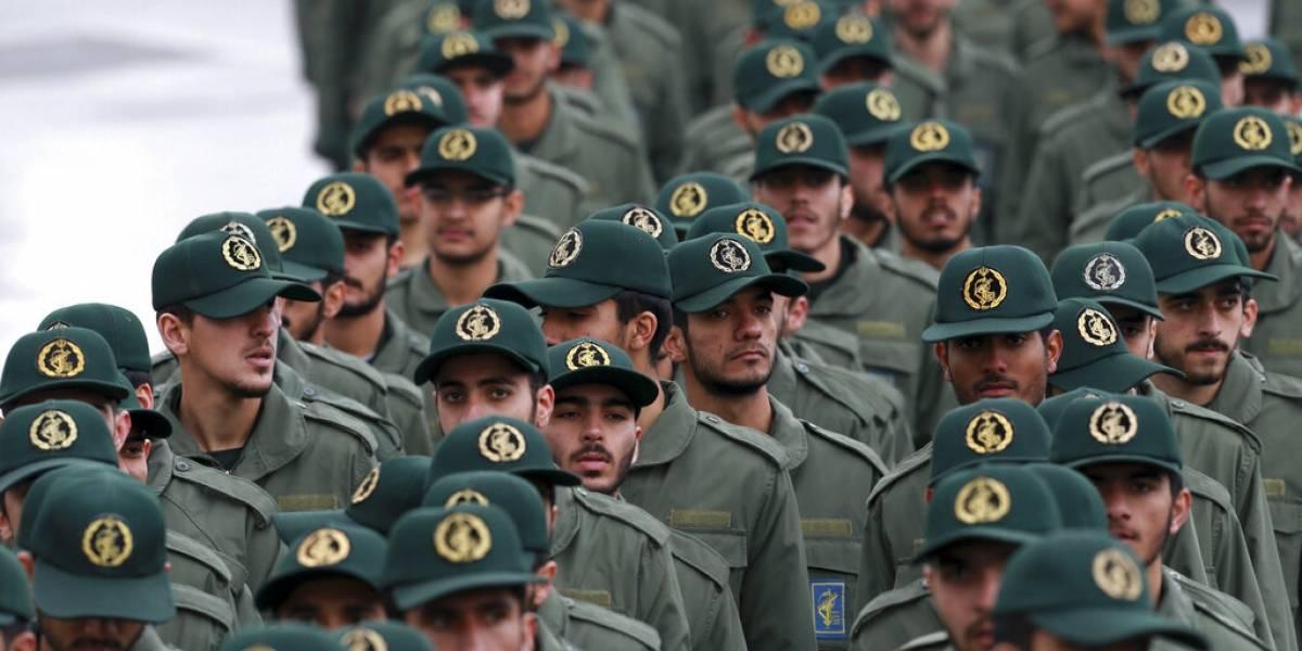 """""""Irán es un patrocinador del terrorismo"""", afirma Donald Trump"""