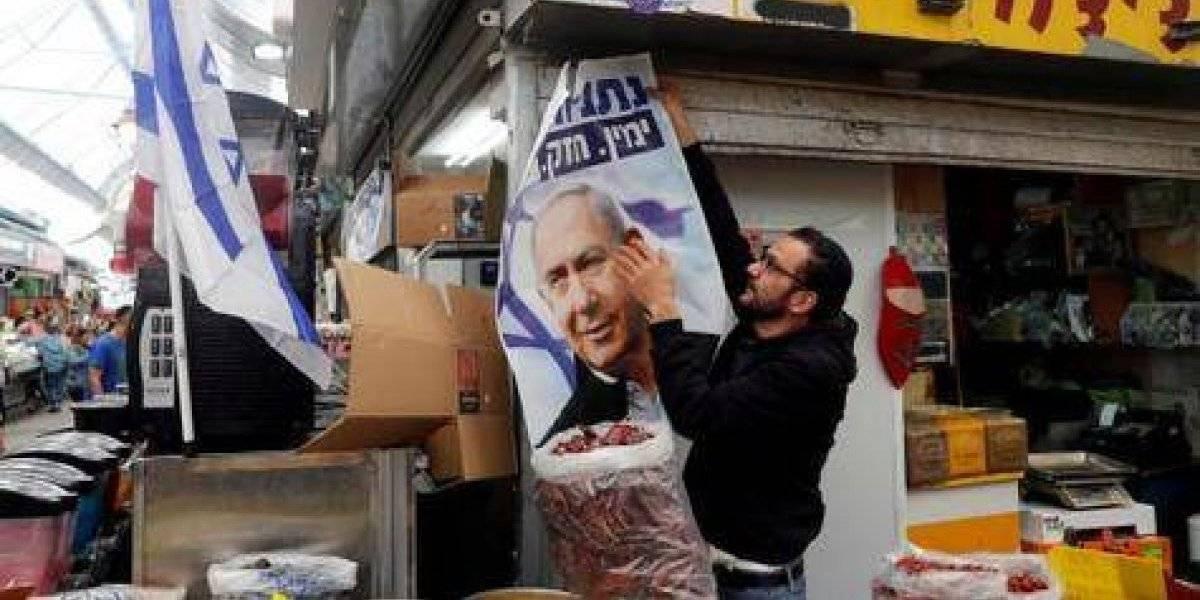 La agitada campaña electoral en Israel: una intensa lucha por la victoria