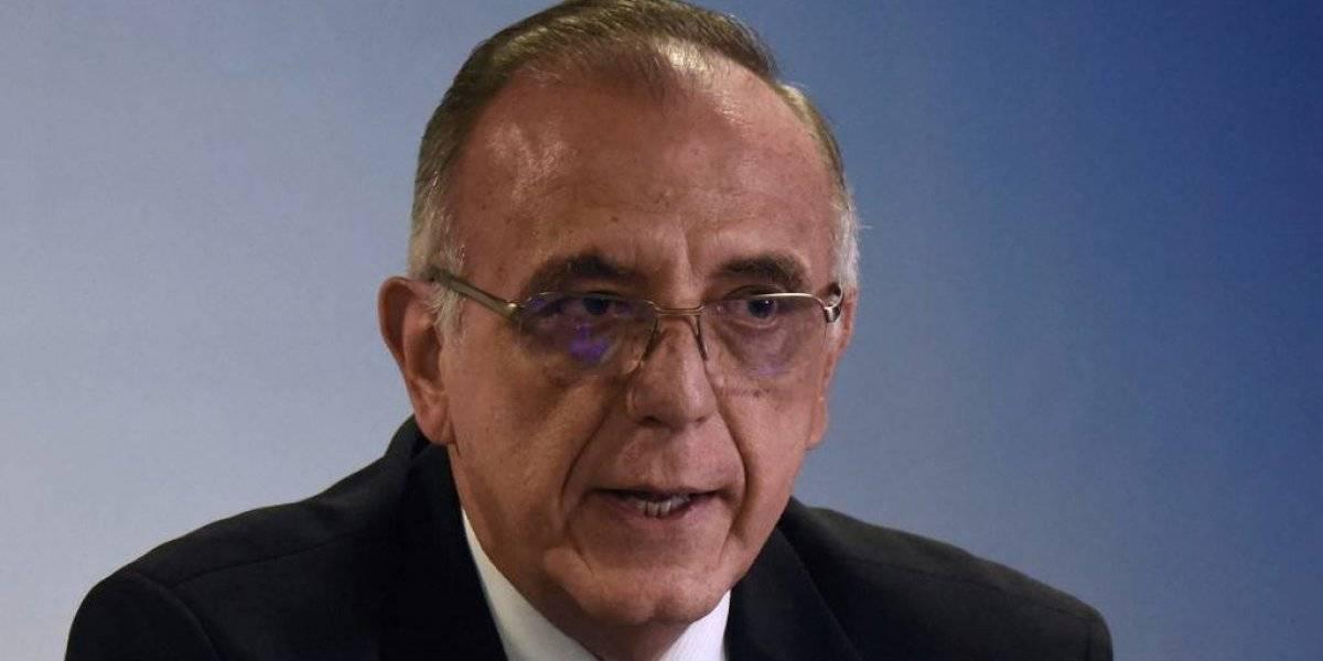 Iván Velásquez envía carta a secretario de la OEA por mensaje sobre elecciones en Guatemala