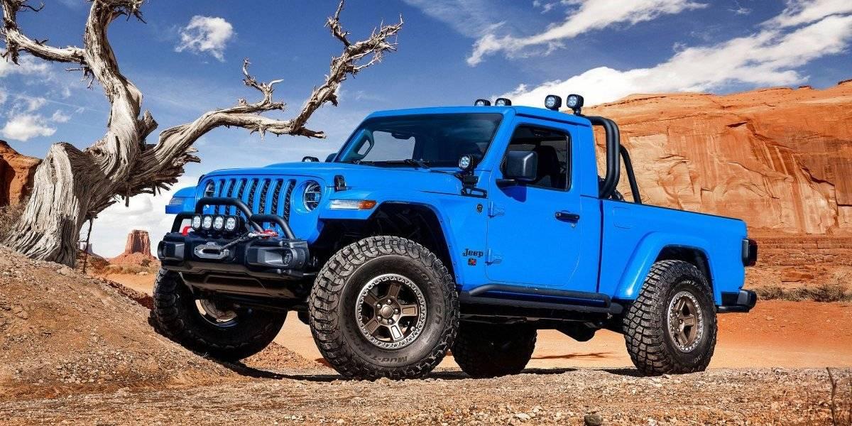 Jeep y Mopar presentan seis vehículos concepto en Easter Jeep Safari