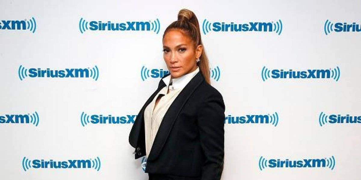 Se revela sensual baile privado de Jennifer Lopez