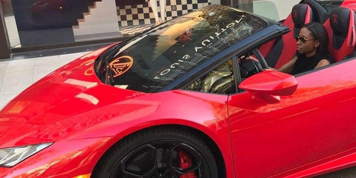 Detrás de la compra del Lamborghini de los Ambuila estaría exagente de la DEA