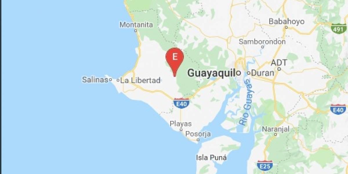 Lo que se sabe hasta el momento del sismo en Santa Elena