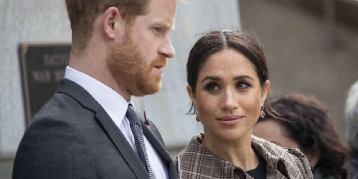 Meghan Markle rechaza a los ginecólogos de la reina Isabel, ya tiene a sus propios médicos