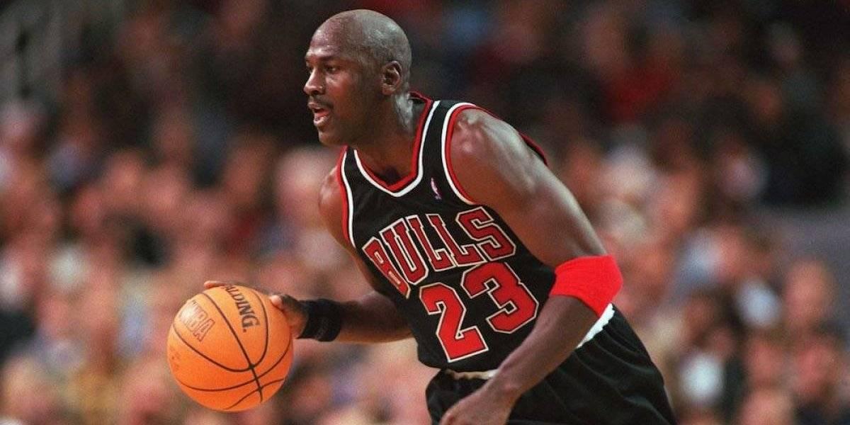 Jordan es elegido como el mejor de la historia por jugadores de la NBA