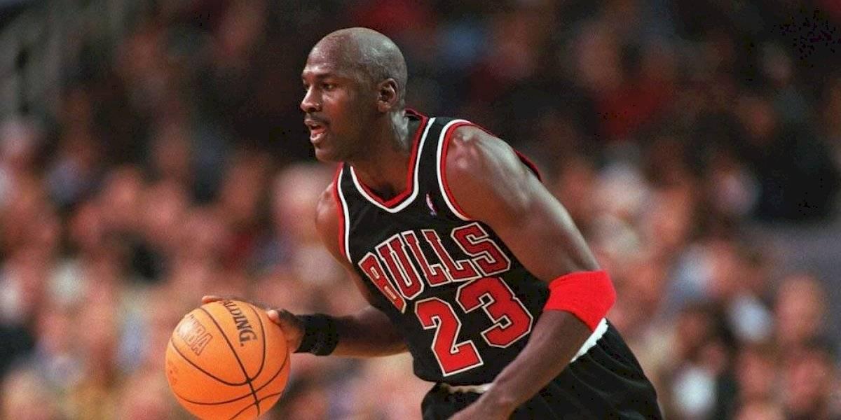 Aseguran que Michael Jordan jugó ebrio un partido en el que marcó 44 puntos
