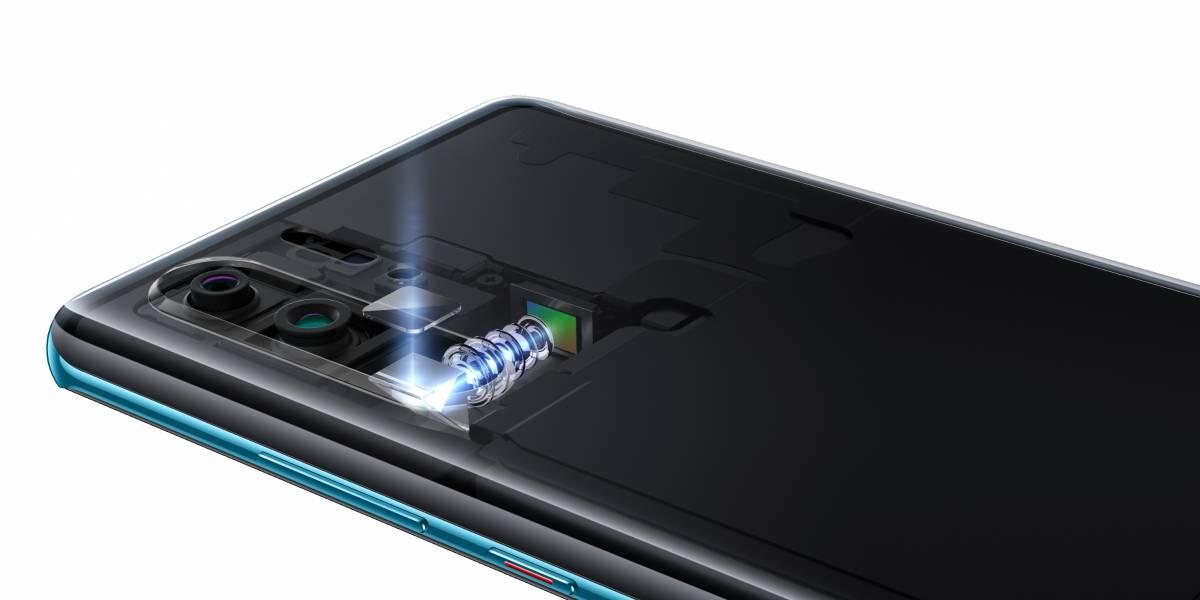 Huawei responde por la polémica del Modo Luna del P30 Pro