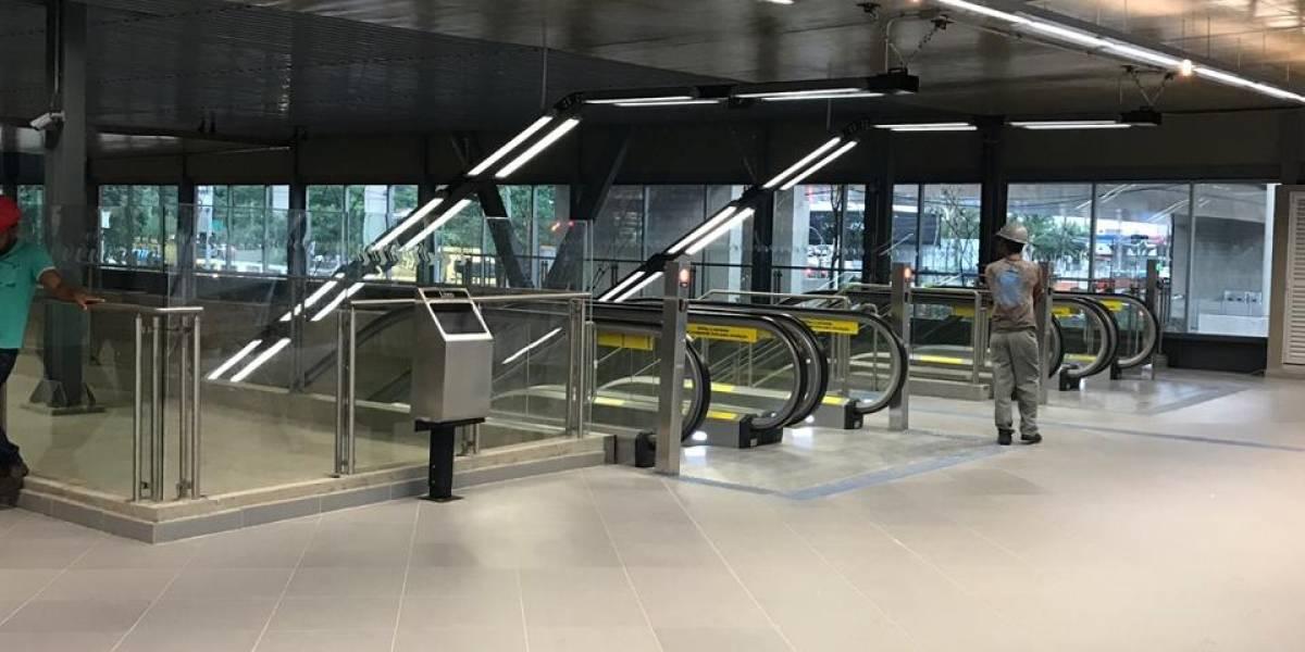 Metrô inaugura estação Campo Belo e completa linha 5-Lilás nesta segunda