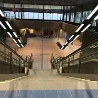 Estação Campo Belo linha 5-Lilás Metrô