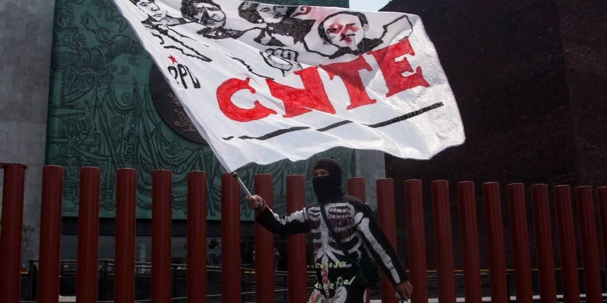 Busca borrar la Reforma Educativa con un carpetazo