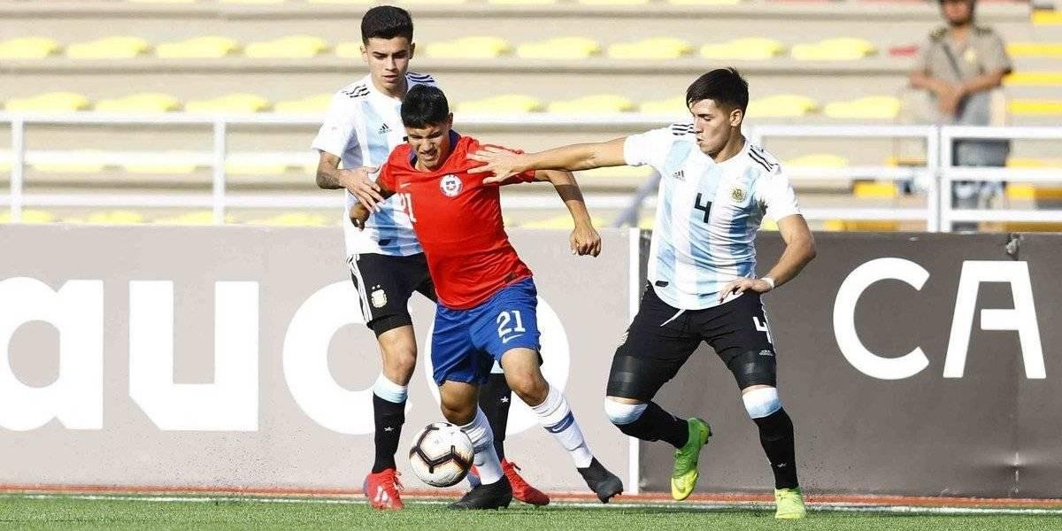 Así vivimos la derrota de la Roja Sub 17 ante Argentina en el Sudamericano de Perú