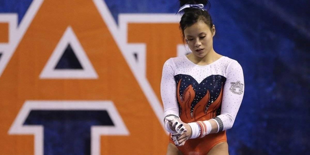 ¿Quién es la gimnasta Samantha Cerio?