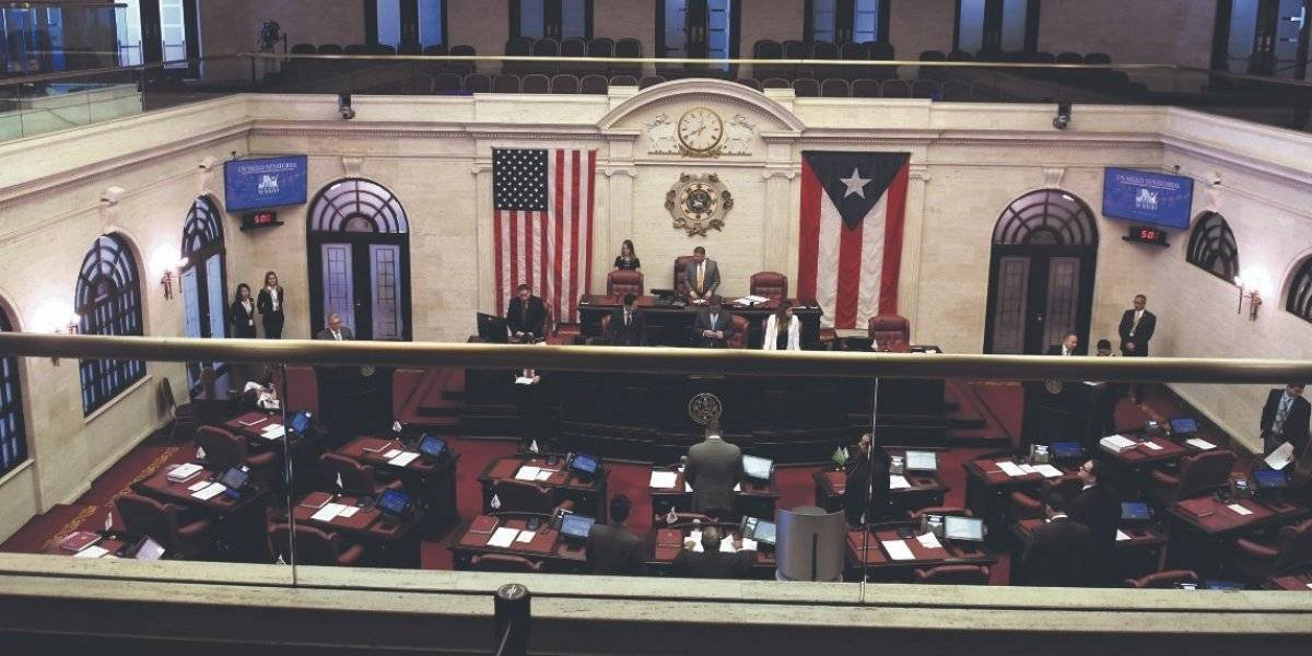 Senadores de mayoría no contestan si recibieron ayudas federales para estudiantes