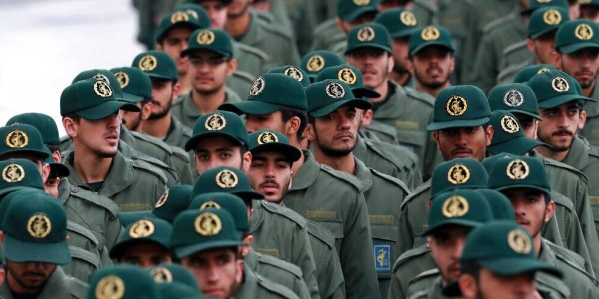 EE. UU. designa a entidad de Irán como organización terrorista