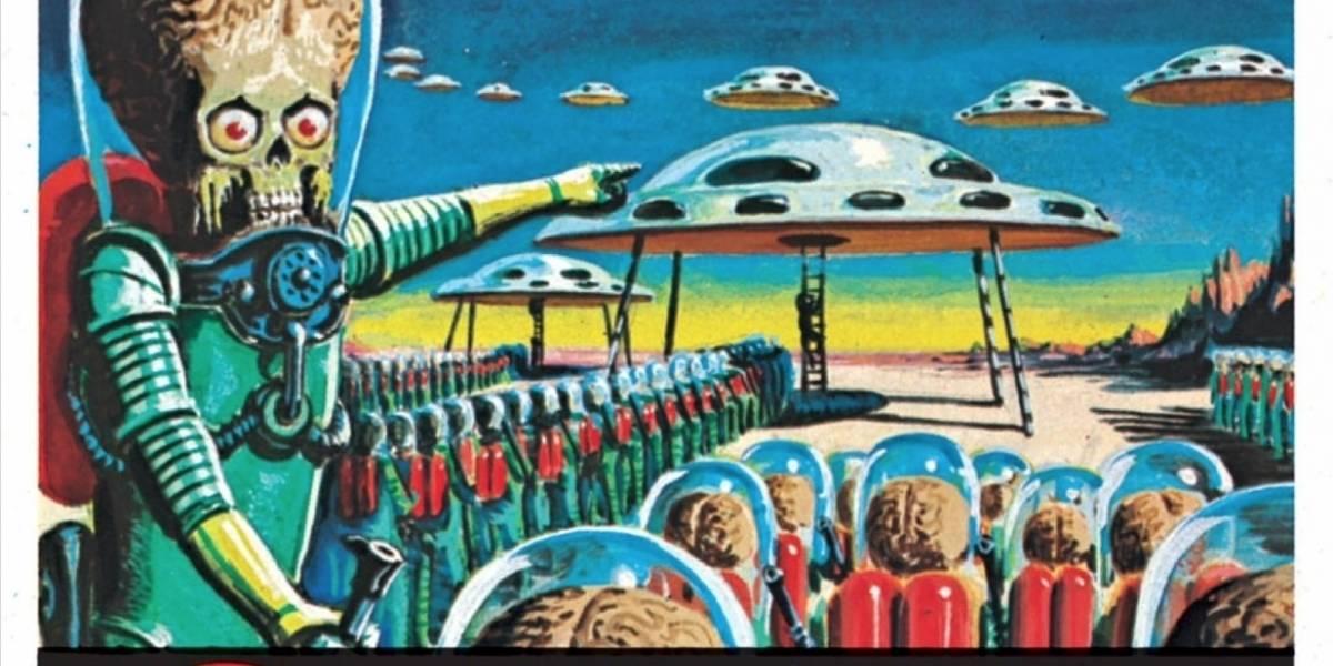 La influencia que ha tenido el planeta Marte en la Cultura Pop