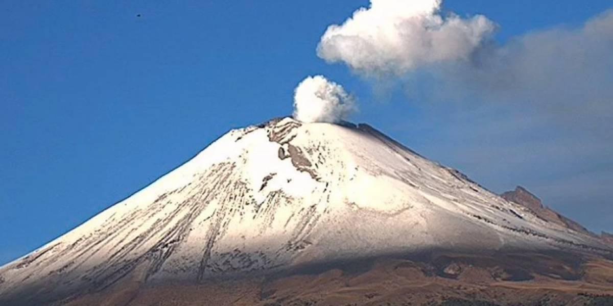 El Popocatépetl causa enfermedades a las poblaciones cercanas