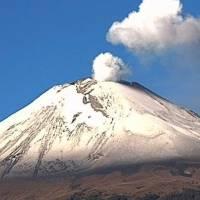 El Popocatépetl causa enfermedades a las poblaciones cercanas. Noticias en tiempo real