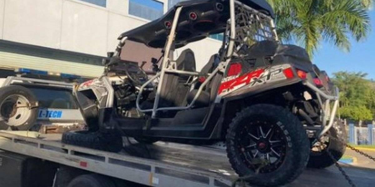 Fallece menor tras accidente en vehículo todo terreno en Adjuntas