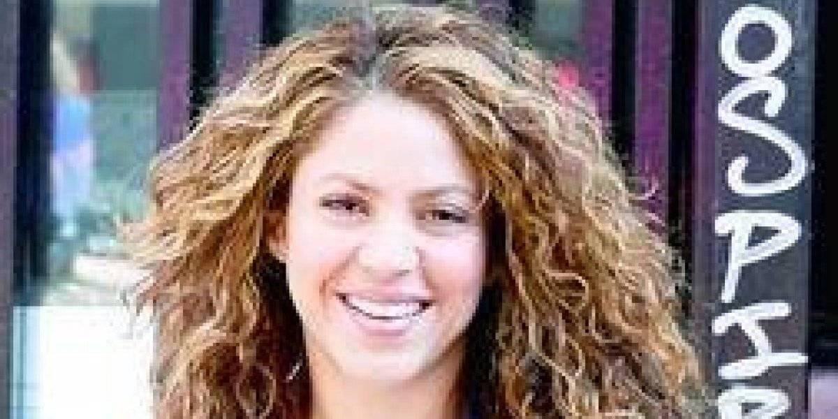 Shakira y el plagio