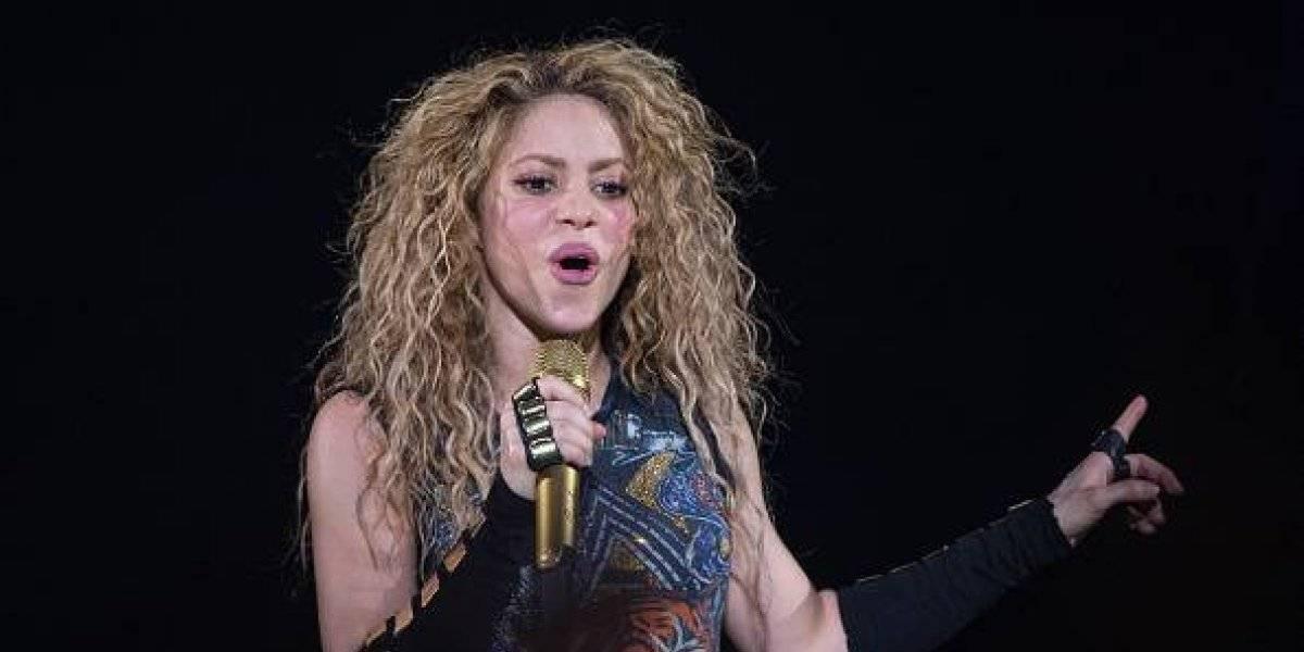 Así lucía Shakira a sus 15 años