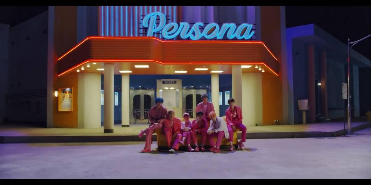 Grupo BTS divulga teaser oficial do videoclipe de 'Boy With Luv'