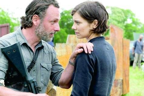 The Walking Dead, temporada 8