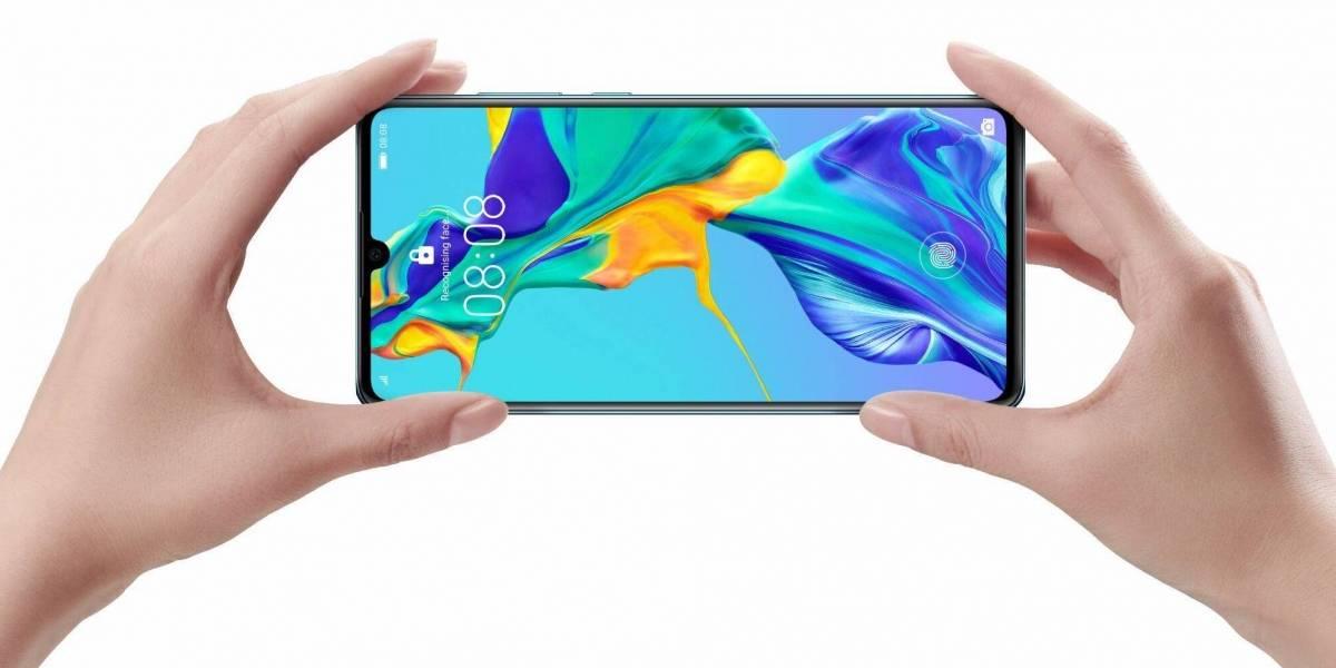 La serie Huawei P30 ya llegó a Colombia y este es su precio oficial