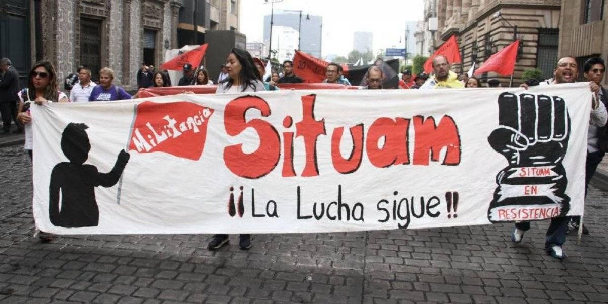 Huelga de la UAM cumple 3 meses; trabajadores piden apoyo para mantenerla