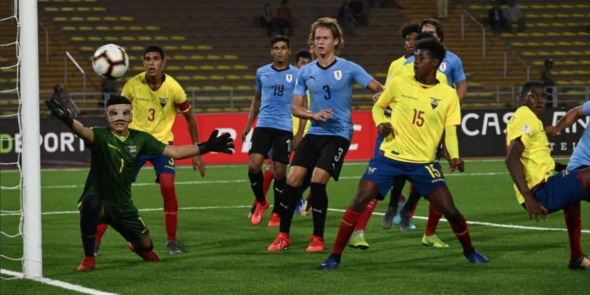 Sudamericano sub 17: Ecuador pierde y cierra sus oportunidades para ir al mundial de Brasil