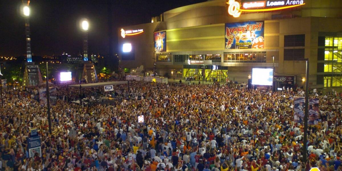 Cambia de nombre el estadio de los Cavaliers de Cleveland
