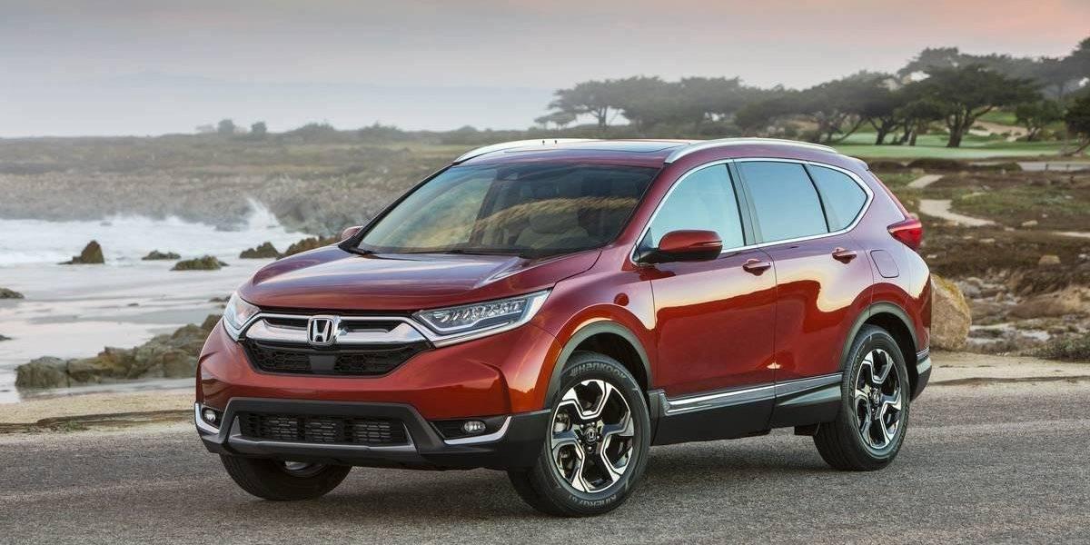 Dos SUV de Honda destacan por su seguridad