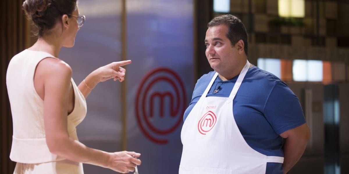 MasterChef Brasil: Fiquei com medo de ter botado muita manteiga, diz André