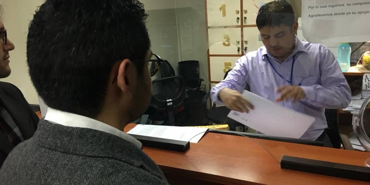 MCN interpone amparo contra la inscripción de dos diputados tránsfugas
